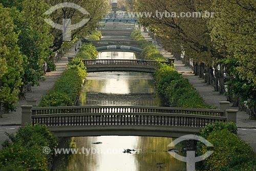 Assunto: Canal do Mangue e suas pontes ao longo da Avenida Presidente Vargas / Local: Centro - Rio de Janeiro (RJ) - Brasil / Data: 11/2009