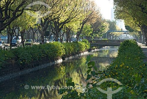 Assunto: Canal do Mangue / Local: Centro - Rio de Janeiro (RJ) - Brasil / Data: 11/2009