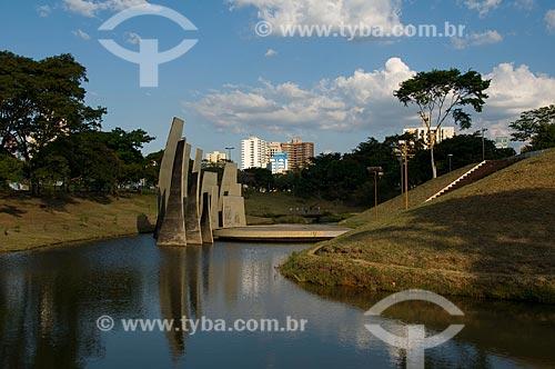 Assunto: Vista do Parque Vitória Régia / Local: Bauru - São Paulo (SP) - Brasil / Data: 04/2010