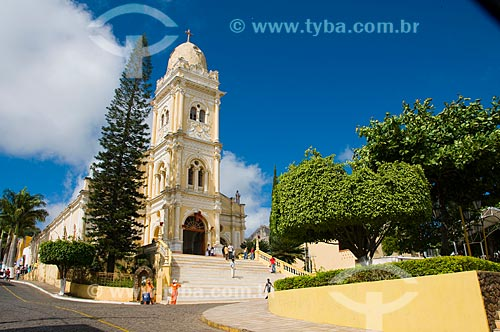 Assunto: Igreja Matriz Nossa Senhora das Dores  / Local: Triunfo - Pernambuco (PE) - Brasil / Data: 01/2010