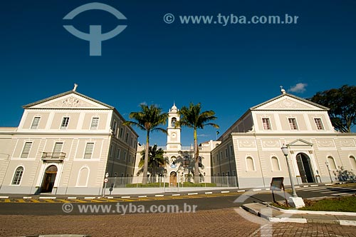 Assunto: Igreja São Luiz Gonzaga - Regimento Deodoro - Quartel de Itú  / Local: Itú - São Paulo (SP) - Brasil / Data: 06/2010