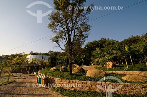 Assunto: Vista do Jardim Botânico / Local: Jundiaí - São Paulo (SP) - Brasil / Data: 06/2010
