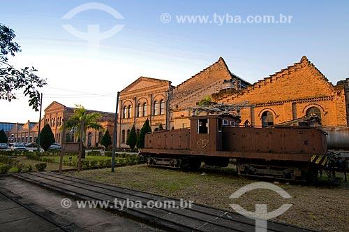 Assunto: Museu Ferroviário de Jundiaí / Local: Jundiaí - São Paulo (SP) - Brasil / Data: 06/2010