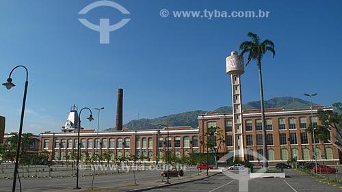 Assunto: Bangu Shopping - Antiga fábrica de tecidos (Fábrica de Tecidos Bangu) / Local: Bangu - Rio de Janeiro (RJ) - Brasil / Data: 03/2011