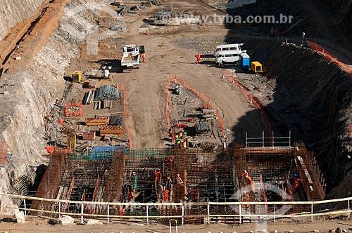 Assunto: Unidade de Bombeamento Vertical - EBV 2 - Projeto de Integração do Rio São Francisco com as bacias hidrográficas do Nordeste Setentrional / Local: Floresta - Pernambuco (PE) - Brasil / Data: 08/2010