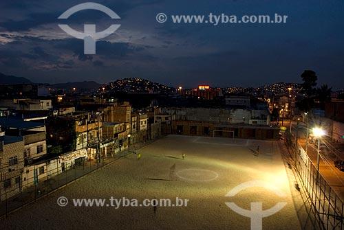 Assunto: Vista do Campo da Paty / Local: Nova Holanda - Rio de Janeiro (RJ) - Brasil / Data: 01/2008