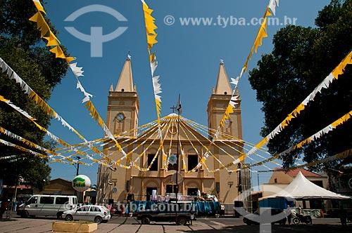 Assunto: Igreja Matriz Nossa Senhora da Penha / Local: Crato - Ceará (CE) - Brasil / Data: 08/2010