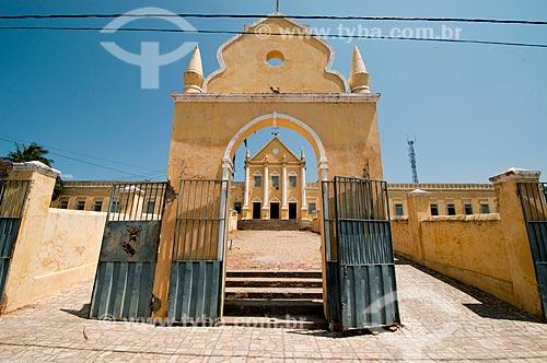 Assunto: Seminário São José (1875) - Primeira faculdade de Teologia do Ceará / Local: Crato - Ceará (CE) - Brasil / Data: 08/2010