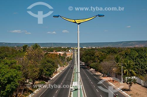 Assunto: Avenida Padre Cícero - Liga as cidades de Crato à Juazeiro do Norte / Local: Crato - Ceará (CE) - Brasil / Data: 08/2010