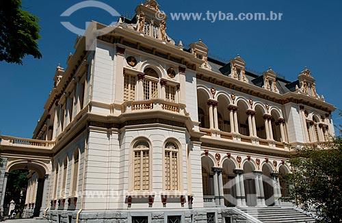 Assunto: Palácio Campos Elíseos - antigo palácio do governo do Estado de São Paulo / Local: São Paulo (SP) - Brasil / Data: 02/2011