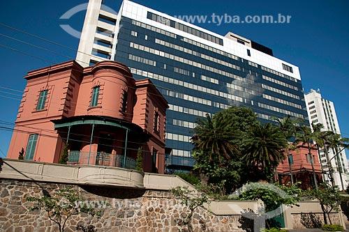 Assunto: Casarão da família Campos Mello atualmente biblioteca dos funcionários da Porto Seguro / Local: São Paulo (SP) - Brasil / Data: 02/2011