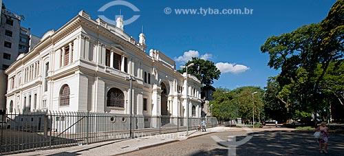 Assunto: Arquivo Histórico Municipal - Edifício Ramos de  Azevedo / Local: Luz - São Paulo (SP) - Brasil / Data: 02/2011