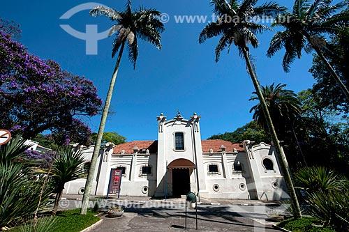 Assunto: Museu do Instituto Butantan / Local: Butantan - São Paulo (SP) - Brasil / Data: 02/2011