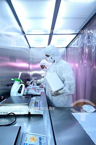 Assunto: Centro de Produção de Antígenos Virais - Fundação Oswaldo Cruz / Local: Manguinhos - Rio de Janeiro (RJ) - Brasil / Data: 01/09/2010