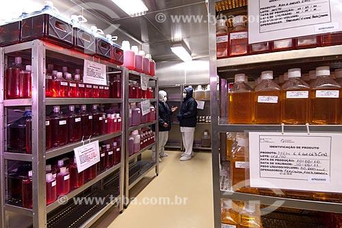 Assunto: Centro de Produção de Antígenos Virais - Fundação Oswaldo Cruz / Local: Manguinhos - Rio de Janeiro (RJ) - Brasil / Data: 09/2010