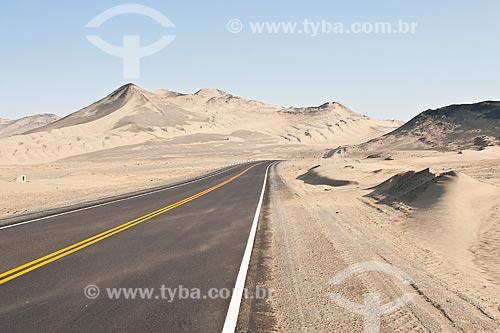 Assunto: Rodovia Panamericana Norte (Carretera Panamericana Norte) / Local: Casma - Departamento de Ancash - Peru - América do Sul / Data: 09/05/2011