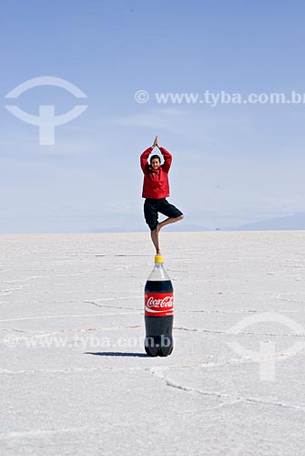 Assunto: Salar de Uyuni - Altiplano boliviano / Local: Bolívia - América do Sul / Data: 01/2011