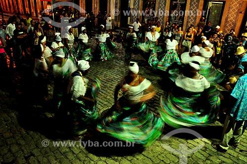 Assunto: Mulheres dançando Tambor de Crioula  / Local: São Luís - Maranhão (MA) - Brasil / Data: 07/2011