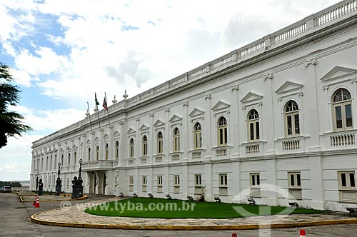 Assunto: Palácio dos Leões - Sede do Governo Estadual / Local: São Luís - Maranhão (MA) - Brasil / Data: 06/2011