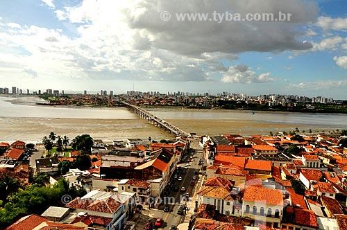 Assunto: Vista aérea da Ponte José Sarney / Local: São Luís - Maranhão (MA) - Brasil / Data: 07/2011