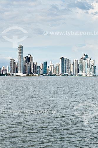Assunto: Punta Pacífica vista de Las Bovedas / Local: Cidade do Panamá - Panamá - América Central / Data: 08/2011