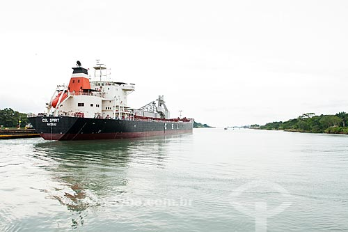 Assunto: Canal do Panamá / Local: Colon - Panamá - América Central / Data: 08/2011