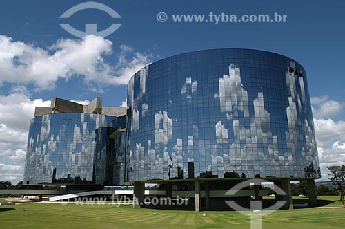 Assunto: Prédio da Procuradoria Geral da República / Local: Brasília - Distrito Federal (DF) - Brasil  / Data: 04/2003