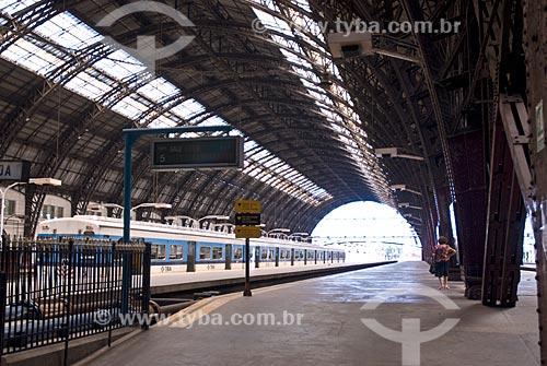 Assunto: Estação do Retiro / Local: Buenos Aires - Argentina - América do Sul / Data: 01/2011