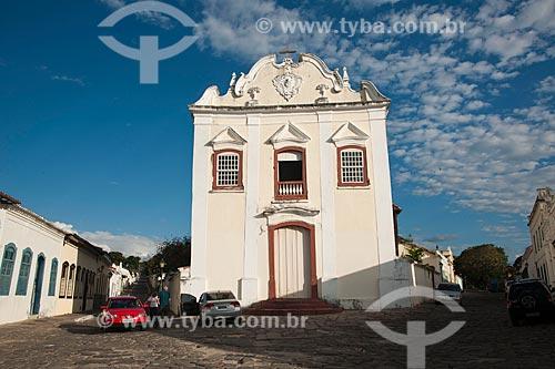 Assunto: Igreja da Boa Morte -  Museu de Arte Sacra / Local: Goiás - Goiás (GO) - Brasil / Data: 07/2011
