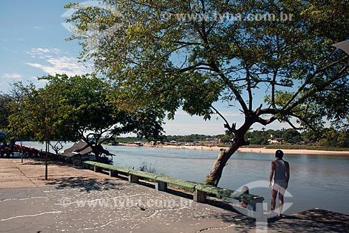 Assunto: Rio Araguaia / Local: Barra do Garças - Mato Grosso (MT) - Brasil / Data: 07/2011