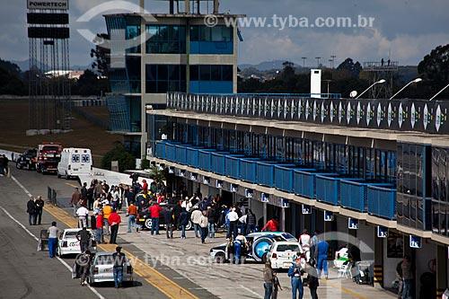 Assunto: Autódromo Internacional de Curitiba   / Local: Pinhais - Paraná (PR) - Brasil / Data: 05/2011