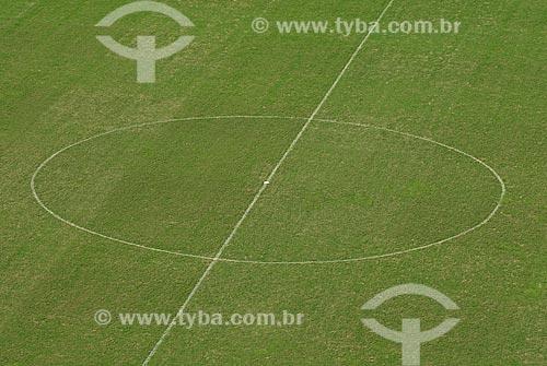 Assunto: Vista do meio de campo do Estádio Jornalista Mário Filho / Local: Rio de Janeiro (RJ) -  Brasil / Data: 06/2010