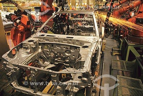 Assunto: Montadora Hyundai / Local: Coréia do Sul - Ásia / Data: 1999