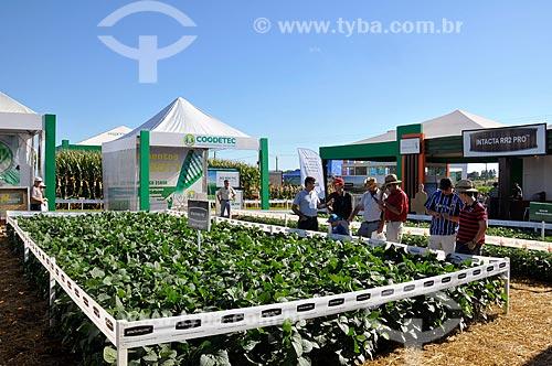 Assunto: Exposição Agropecuária Expodireto Cotrijal / Local: Não-me-Toque - Rio Grande do Sul (RS) - Brasil / Data: 03/2011