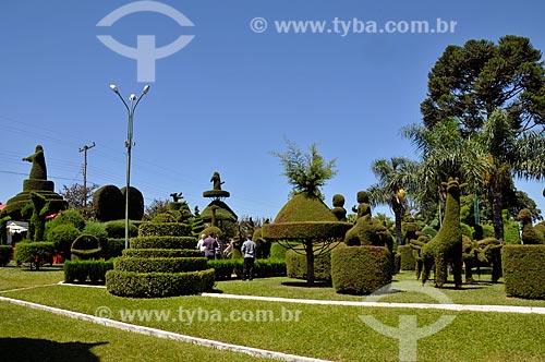 Assunto: Praça Municipal Tancredo Neves / Local: Victor Graeff - Rio Grande do Sul (RS) - Brasil / Data: 03/2011