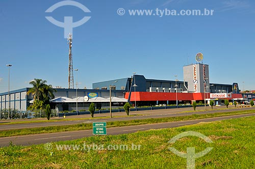 Assunto: Unic Shopping na beira da BR-386 / Local: Lajeado - Rio Grande do Sul (RS) - Brasil / Data: 03/2011