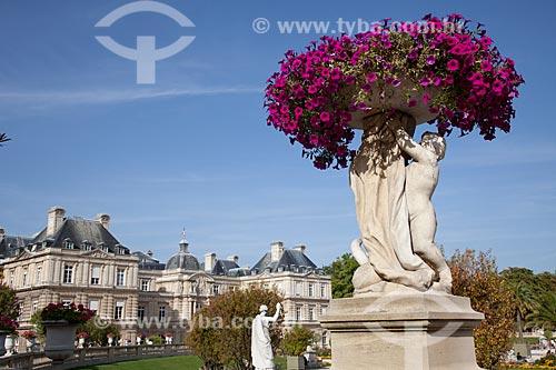 Assunto: Jardim de Luxemburgo - próximo ao Boulevard Saint Michel / Local: Paris - França - Europa / Data: 08/2011
