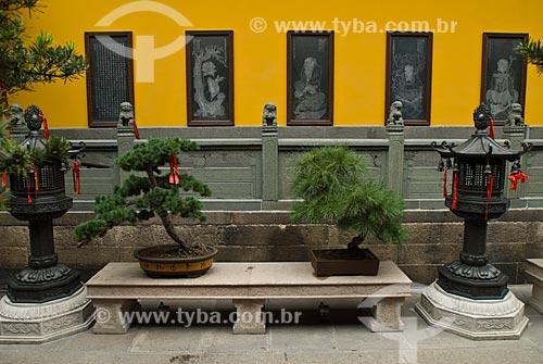 Assunto: Templo do Buda de Jade / Local: Xangai - China - Ásia / Data: 11/2006