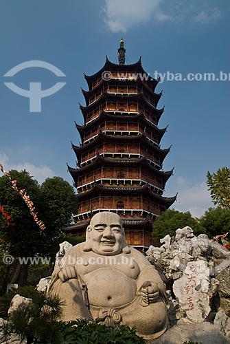 Assunto: Templo LongHua? / Local:  / Data: 11/2006