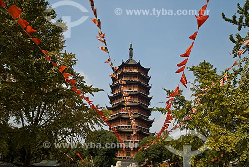 Assunto: China, Shanghai, Templo, Budah, Chinês / Local:  / Data: 11/2006