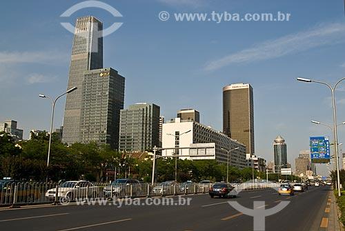 Assunto: Distrito econômico e financeiro de Pequim / Local: Pequim - China - Ásia / Data: 05/2010