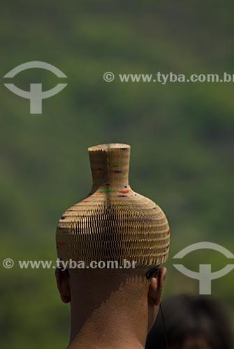 Assunto: Turista na Muralha da China / Local: Pequim - China - Ásia / Data: 05/2010