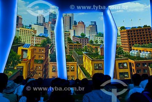 Assunto: Expo Shanghai - Feira Mundial de 2010 / Local: Xangai - China - Ásia / Data: 05/2010