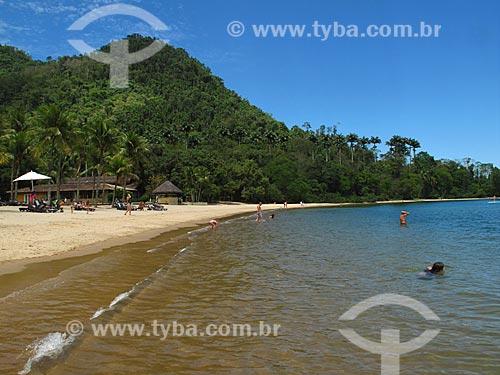 Assunto: Praia do Tanguá - Área de Proteção Ambiental dos Tamoios / Local: Angra dos Reis - Rio de Janeiro (RJ) - Brasil / Data: 10/2011