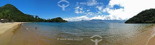 Assunto: Mata Atlântica na Praia do Tanguá - Área de Proteção Ambiental de Tamoios / Local: Angra dos Reis - Rio de Janeiro (RJ) - Brasil / Data: 10/2011