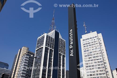 Assunto: Prédios da Avenida Paulista / Local: São Paulo (SP) - Brasil / Data: 06/2011
