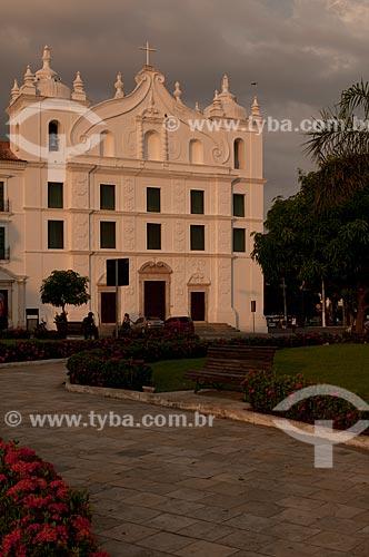 Assunto: Praça Dom Frei Caetano Brandão e a Igreja de Santo Alexandre ao fundo / Local: Belém - Pará (PA) - Brasil / Data: 12/2010