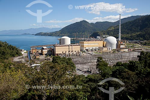 Assunto: Usinas Nucleares Angra 1 e Angra 2 - Central Nuclear Almirante Álvaro Alberto / Local: Angra dos Reis - Rio de Janeiro (RJ) - Brasil / Data: 07/2011