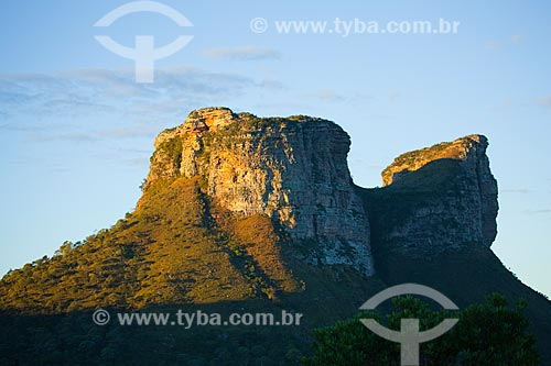 Assunto: Vista do Morro do Camelo / Local: Bahia (BA) - Brasil / Data: 07/2011