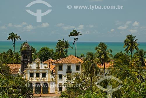Assunto: Igreja de Nossa Senhora das Neves - conjunto arquitetônico do Convento de São Francisco / Local: Olinda - Pernambuco (PE) - Brasil / Data: 09/2011